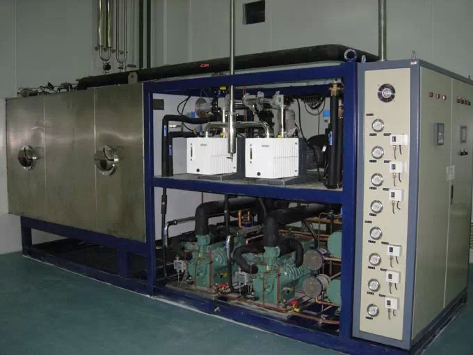 vacuum freeze drier